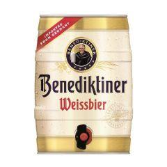 Benediktiner Weissbier Mini Keg 5L