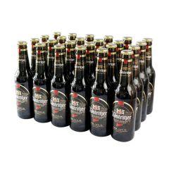 [Full Case] Black Lager Beer 330ml x 24 Bottles