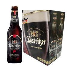 Black Lager Beer 330ml x 6