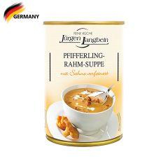 Jürgen Langbein - Cream of Chanterelle Soup 10359