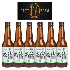 Citi Brew - 第三者話梅咸酸啤 x 6支 120700000033-6