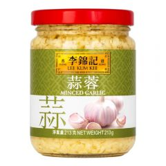 Lee Kum Kee - Minced Garlic 1300190109