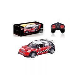 DX-Da Feng - 1:18 Mini Cooper Remote Control Vehicles - Red 2013012500954