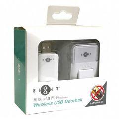 EIGHT - DB-U68-A USB DOORBELL 208-40-00003-1