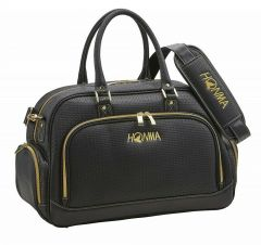 HONMA BOSTON BAG - BLACK