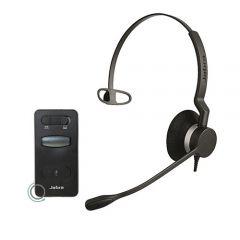 Jabra Biz 2300 單耳有線耳機及 Jabra Link 860 組合