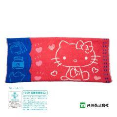 Marushin - Sanrio ® Hello Kitty Towel Pillow Cover (Red) 3005030400