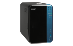QNAP TS-253Be-2G 2-Bay 網路儲存設備(NAS)
