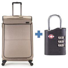Antler Mimas 28吋褐灰色行李箱 3404126015
