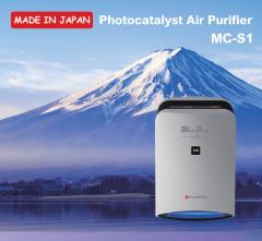 Fujico 光觸媒除菌空氣淨化機 (MC-S1)