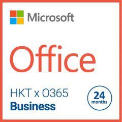 HKT X OFFICE 365: 商務版