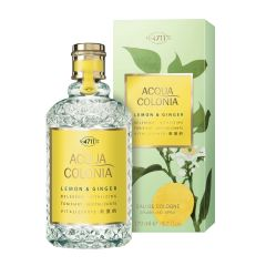 4711 ACQUA COLONIA LEMON & GINGER EDC 170ML 4011700742004