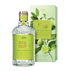 4711 ACQUA COLONIA LIME & NUTMEG EDC 170 ML 4011700744688