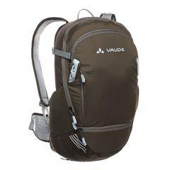 Vaude 透氣網架背囊 Splash 20L+5L - 啡色 4052285038397