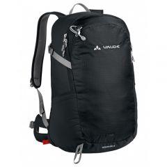 Vaude 透氣網架背囊 Wizard 24L+4L - 黑色 4052285204990