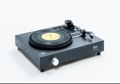 SPINBOX - A DIY PORTABLE TURNTABLE KIT BLACK 4135481