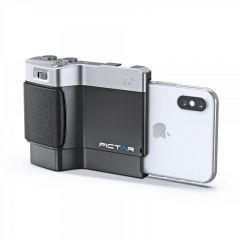 PICTAR ONE PLUS MARK II -SMARTPHONE CAMERA GRIP (L SIZE ) PICTAR-ONE-PLUS-MARK-II-SMARTPHONE-CAMERA-GRIP-LSIZE