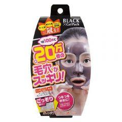 毛孔潔淨黑面膜 - 撕拉式 90g (黑) 4540936080494