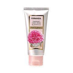 FERNANDA Fragrance Hand Cream Pink Euphoria 50ml 4571395824022