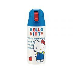 Skater - Hello Kitty Thermo Bottle - White 4973307316951