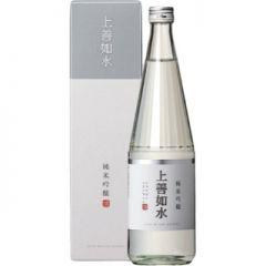 Shirataki Jozen - White Junmai Ginjo 720ml 4980573103314