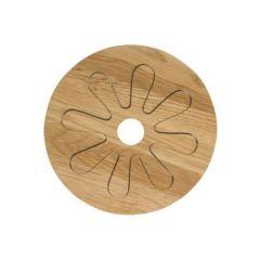 Sagaform - Oak Two-Piece Trivet 5015814