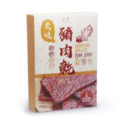 星嚼 - 爵爵&貓叔炭燒豬肉乾 563109