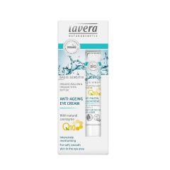 lavera有機抗敏抗衰老眼霜 Q10 62922