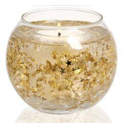 Stoneglow - Twinkle Twinkle Cinnamon & Orange Fishbowl 魚缸型玻璃裝香氛蠟燭 1583-6165