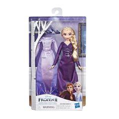 Hasbro Forzen 2 Elsa Dool & Extra Fashion ast - Elsa630509839964