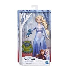 Hasbro Forzen 2 Story Elsa telling Fashion Doll 2 ast630509840045
