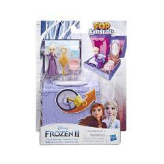 "Hasbro Forzen 2 - 2.25"" Basic Pop-Up Scene Set - Elsa630509848256"