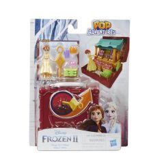 "Hasbro Forzen 2 - 2.25"" Basic Pop-Up Scene Set- Anna630509848287"