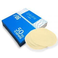 DRIPO 三合一隨身冰滴咖啡壺濾紙(50張)