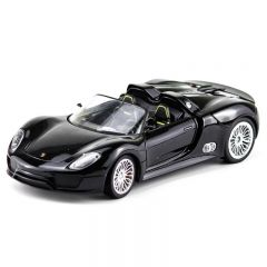 DX-Da Feng - 1:24 Porsche 918 Remote Control Vehicles - Black 680058910577_BLK
