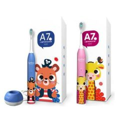 APIYOO - A7 Sonic DENTAL CLINIC USE Kids Waterproof Electric Toothbrush 6970871380102_A