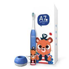 APIYOO - 兒童聲波防水電動牙刷 (粉紅) 6970871380102B