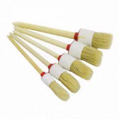 TACSYSTEM Detailing Brush (set) - 5 pcs 6TA153 6TA153