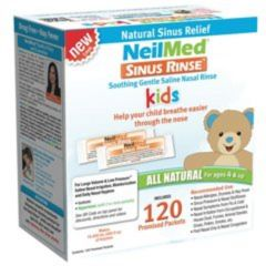 NeilMedSinus Rinse Premixed Pediatric Packets 120 Premixed Packets705928002043