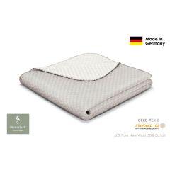 BIEDERLACK® Wool Cotton Blanket 725455