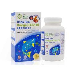 卓營方 - 高濃度深海魚油丸 (100粒裝) 761778220709