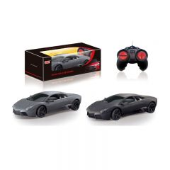 DX-Da Feng - 1:18 Lamborghini Reventon Remote Control Vehicles - Matt Black 7665562211368