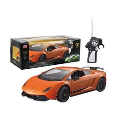 DX-Da Feng - 1:18 Lamborghini Gallardo LP570-4 Superleggera Remote Control Vehicles - Orange 7665562211504_OG