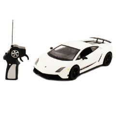 DX-Da Feng - 1:18 Lamborghini Gallardo LP570-4 Superleggera Remote Control Vehicles - White 7665562211504_WH