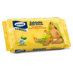 Milmil - Neutral Baby Wipes 8004120083440