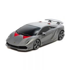 DX-Da Feng - 1:18 Lamborghini Sesto Elemento Remote Control Vehicles - Silver 8712296068207_SR