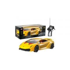 DX-Da Feng - 1:18 Lamborghini Sesto Elemento Remote Control Vehicles - Yellow 8712296068207_YEW