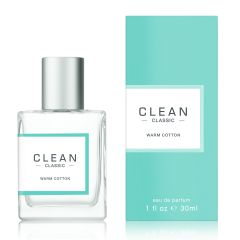 CLEAN CLASSIC WARM COTTON 香水30ML 874034010430