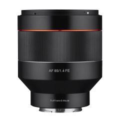 Samyang 森養 - AF 85mm F1.4 FE 自動對焦鏡頭 (Sony E 接口) 8809298885830