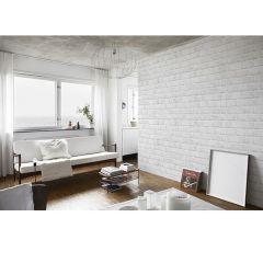 Super Easy Wallpaper - 無痕 DIY 黏貼牆紙 (磚牆) 8809484641905